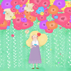 Welcome to the flower garden [LG Home]